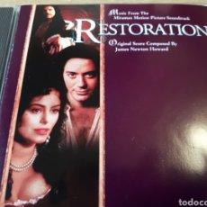 CDs de Música: RESTORATION BANDA SONORA. Lote 267456174