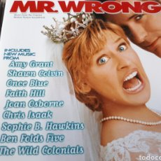 CDs de Música: MR. WRONG BANDA SONORA. Lote 267457644