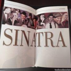 CDs de Música: FRANK SINATRA , A SU MANERA . DOS CD'S MAS LIBRO. Lote 267512879