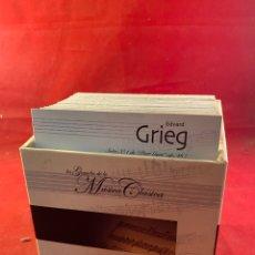 CDs de Música: LOS GRANDES DE LA MÚSICA CLÁSICA. Lote 267555809