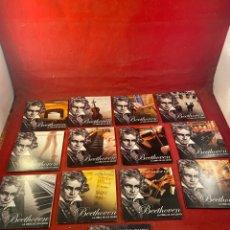 CDs de Música: BEETHOVEN LA OBRA DE UN GENIO. Lote 267556204