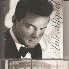 CD de Música: LUIS MIGUEL - ROMANCES (CD, WEA RECORDS 1997). Lote 267641044