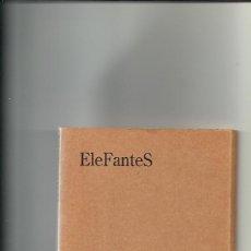 CDs de Música: ELEFANTES. ELEFANTES EP (CD EP EDICIÓN ESPECIAL 1996). Lote 267643794