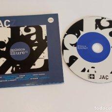 CDs de Música: JAÇZ / 11 / MÚSICA LLIURE / PROMO CD - EDR-2006 / 12 TEMAS / IMPECABLE.. Lote 267645319