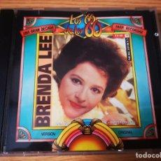 CDs de Música: CD DE LOS 60 DE LOS 60 - BRENDA LEE - COMO NUEVO   CIL  . Lote 267751084
