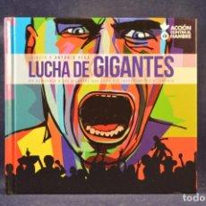 CDs de Música: VARIOUS - TRIBUTO ANTONIO VEGA LUCHA DE GIGANTES - CD. Lote 267776369