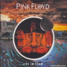 "CDs de Musique: PINK FLOYD "" LIVE IN LYON "" 2 CD DIGIPACK. Lote 267786139"