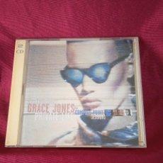CDs de Musique: GRACE JONES. PRIVATE LIFE. Lote 267804014
