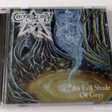 CDs de Música: CD CEMETARY - AN EVIL SHADE OF GREY. Lote 267804644
