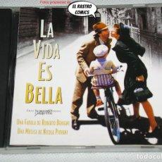 CD de Música: LA VIDA ES BELLA, CD, BSO, B S O. Lote 267808714