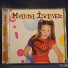 CDs de Musique: MARIA ISABEL - ¡NO ME TOQUES LAS PALMAS QUE ME CONOZCO! - CD. Lote 267810079