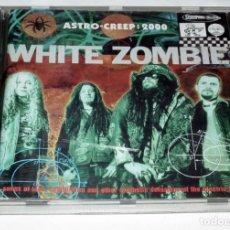 CDs de Música: CD WHITE ZOMBIE - ASTRO CREEP: 2000. Lote 267861354