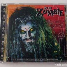 CDs de Música: CD ROB ZOMBIE - HELLBILLY DELUXE. Lote 267861469