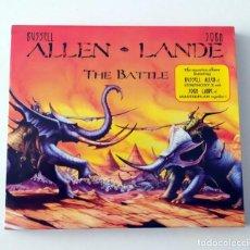 CDs de Música: CD ALLEN / LANDE - THE BATTLE. Lote 267863324