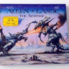CDs de Música: CD SLIPCASE ALLEN / LANDE - THE REVENGE. Lote 267863434