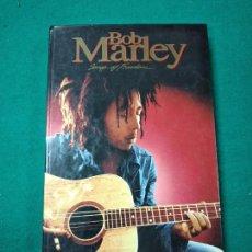 CDs de Música: BOB MARLEY SONGS OF FREEDOM CAJA ESTUCHE 4 CD + LIBRETO. Lote 267874069