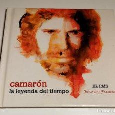 CDs de Música: CAMARON LA LEYENDA DEL TIEMPO CD. Lote 267885104