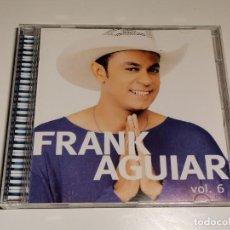 CDs de Música: FRANK AGIAR VOL 6 CD. Lote 267892294