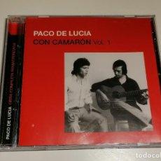 CDs de Música: PACO DE LUCIA CON CAMARON CD. Lote 267896014