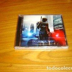 CDs de Música: ROBOCOP CD SOUNDTRACK ARGENTINA PEDRO BROMFMAN. Lote 268046074