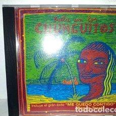 CDs de Música: LOS CHUNGUITOS BAILA CON CD CAT MUSIC. Lote 268071429