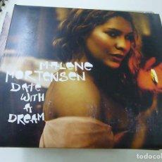 CDs de Música: MALENE MORTENSEN – DATE WITH A DREAM -CD - C 7. Lote 268119299