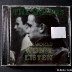 CDs de Música: THE SMITHS - THE WORLD WON'T LISTEN - CD - WEA (NUEVO / PRECINTADO). Lote 268122754