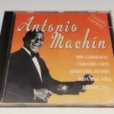 CDs de Música: W36- ANTONIO MACHIN VERSIONES ORIGINALES - CD DIS NM PORT VG. Lote 268132839