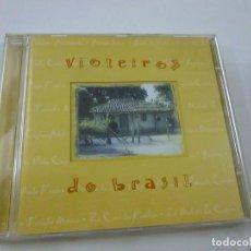 CDs de Música: VIOLEIROS DO BRASIL - CD - C 7. Lote 268141159