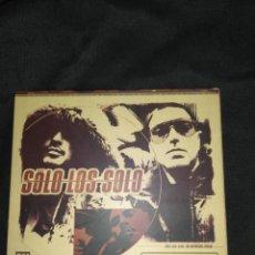 CDs de Musique: SOLO LOS SOLO. TODO EL MUNDO LO SABE. CD DIGIPACK. VER ESTADO. RAP HIP HOP. Lote 268159109