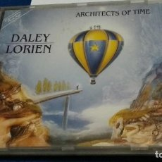 CDs de Música: CD ( DALEY/ LORIEN - ARCHITECTS OF TIME ) 1991 ARC MUSIC - FANTASY NEW AGE. Lote 268176834