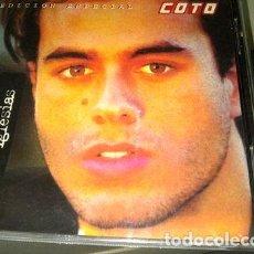 CDs de Música: ENRIQUE-IGLESIAS-EDICION-ESPECIAL-CD-ORIGINAL-COTO-. Lote 268197384