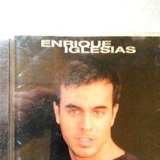CDs de Música: ENRIQUE-IGLESIAS-VIVIR-. Lote 268199814