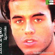 CDs de Música: ENRIQUE-IGLESIAS-CD-CANTA-EN-ITALIANO-1996-NUEVO-. Lote 268205079
