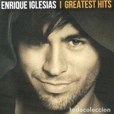 CDs de Música: IGLESIAS-ENRIQUE-GREATEST-HITS-CD-NUEVO-. Lote 268206299