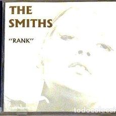 CDs de Música: THE-SMITHS-RANK-CD-IMPORTADO-. Lote 268216084