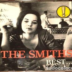 CDs de Música: THE-SMITHS-BEST1-CD-IMPORTADO-. Lote 268219054