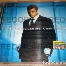 CDs de Música: ENRIQUE-IGLESIAS-COSAS-DEL-AMOR-CD-ARG-A2-3-. Lote 268219684