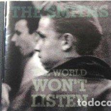 CDs de Música: THE-SMITHS-THE-WORLD-WONT-LISTEN-CD-ORIGINAL-. Lote 268225199