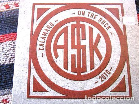 ANDRES-CALAMARO-ON-THE-ROCK-2010-1-CD- (Música - CD's Rock)