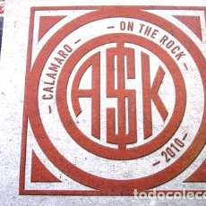 CDs de Música: ANDRES-CALAMARO-ON-THE-ROCK-2010-1-CD-. Lote 268227134