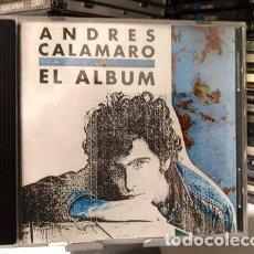 CDs de Música: CD-ANDRES-CALAMARO-EL-ALBUM-1994-. Lote 268228699