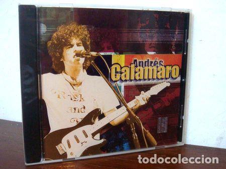 ANDRES-CALAMARO-EXITOS-HITS-SELLO-UNIVERSAL-CD-CERRADO- (Música - CD's Rock)