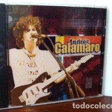 CDs de Música: ANDRES-CALAMARO-EXITOS-HITS-SELLO-UNIVERSAL-CD-CERRADO-. Lote 268229104