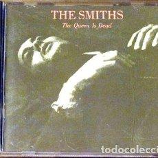 CDs de Música: THE-SMITHS-THE-QUEEN-IS-DEAD-CD-IMPORTADO-. Lote 268235894