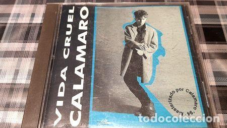 ANDRES-CALAMARO-VIDA-CRUEL-CD-ORIGINAL-IMPECABLE-1994- (Música - CD's Rock)