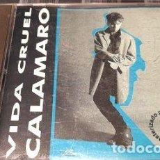CDs de Música: ANDRES-CALAMARO-VIDA-CRUEL-CD-ORIGINAL-IMPECABLE-1994-. Lote 268238244