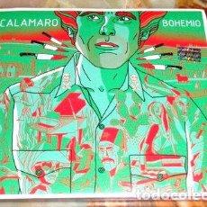 CDs de Música: ANDRES-CALAMARO-BOHEMIO-CD-NUEVO-CERRADO-. Lote 268241544