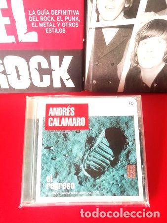 ANDRES-CALAMARO-EL-REGRESO- (Música - CD's Rock)
