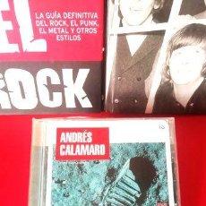 CDs de Música: ANDRES-CALAMARO-EL-REGRESO-. Lote 268243734